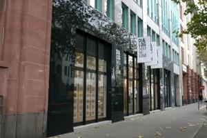 Das Dialogmuseum auf der Hanauer Landstraße
