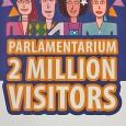 Am 11.Juli 2018 wurde im Besucherzentrum des europäischen Parlamentes – dem Parlamentarium – vom Parlamentspräsidenten Antonio Tajani persönlich der zweimillionste Besucher begrüßt. Ein großer Erfolg für die Attraktivität und die […]